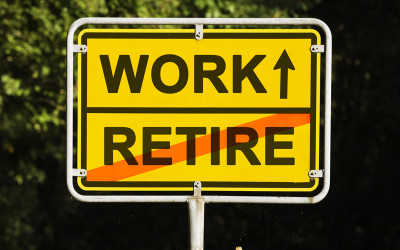 Never retire completely from work